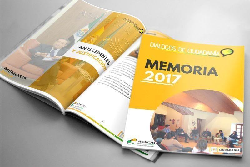 Memoria Diálogos de Ciudadanía 2017