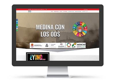 Web Medina con los ODS