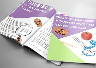Modelo de Protocolo de Actuación en Educación sobre los Trastornos de la Conducta Alimentaria
