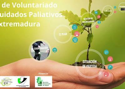 Plan de Voluntariado en Cuidados Paliativos de Extremadura