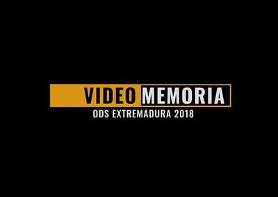 Videomemoria ODS Extremadura 2018